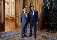 Лавров встретился со специальным представителем генсека ООН по Ливии