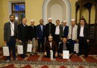 Хафизов, совершивших хатм Корана в Татарстане, проводили в Турцию