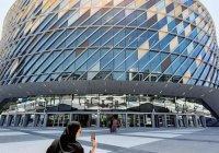 Рекордная крытая арена открывается в Дубае (ФОТО)