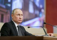 Путин рассказал о сотрудничестве с Ираном по Сирии