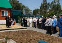 Муфтий Татарстана открыл медресе в поселке Васильево
