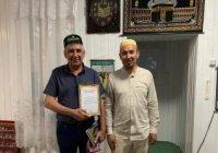 В Астраханской области пенсионер оплатил реконструкцию мечети