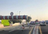 При ДТП с автобусом в Дубае россияне не пострадали