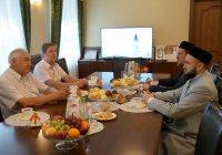Муфтий Татарстана встретился с представителями уголовно-исполнительной системы
