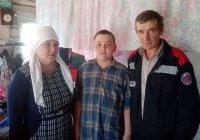 Семье погорельцев из Татарстана срочно нужна ваша помощь