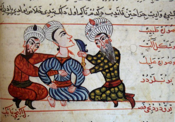 Хирургическая операция. Источник: Wikimedia, public domain