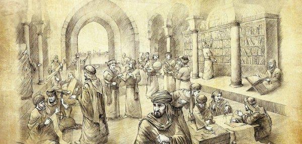 Кто же основал академию Бейт аль-Хикма? 3 точки зрения