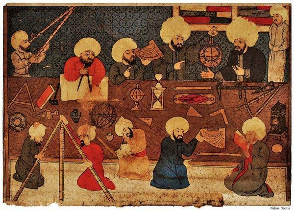 Дом Мудрости в Багдаде