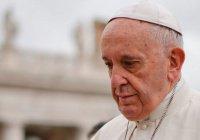 Папа Римский призвал молиться за народ Судана