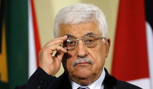 Махмуд Аббас приветствовал позицию России и Китая по Палестине.