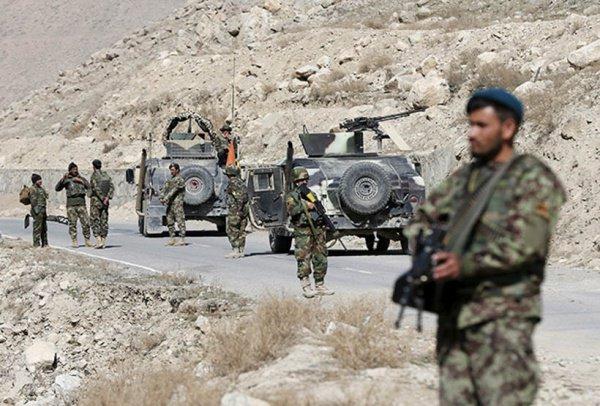 В Афганистане продолжается противостояние с талибами.