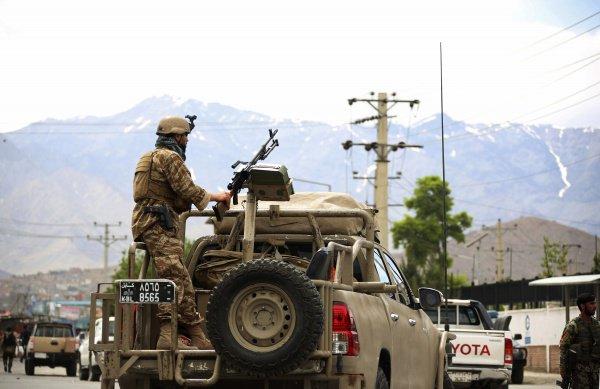 Кто возьмет верх в Афганистане? (Фото: AP/TASS)