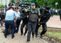 В Казахстане за участие в акциях протеста задержаны 700 человек