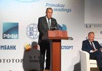 Лавров: Россия предложила собственную концепцию по Персидскому заливу