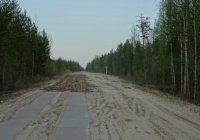 В Томской области местный житель украл дорогу (ФОТО)