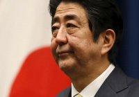Синдзо Абэ начинает визит в Иран