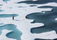 Ученые объяснили появление аномалии в Антарктиде