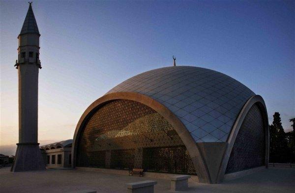 Мечеть Шакирин