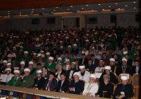 X Всероссийский форум татарских религиозных деятелей проходит в Казани
