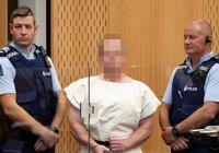 Брентон Таррант не признал вину в убийстве мусульман