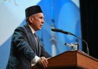Минниханов: духовный вакуум быстро наполняется экстремистскими идеями