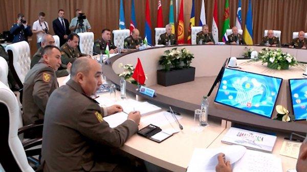 Представители Минобороны СНГ договорились укреплять сотрудничество.