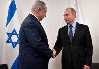 В Израиле ждут визита Путина в 2020 году