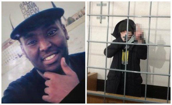 Убийцы африканского студента получили тюремные сроки.