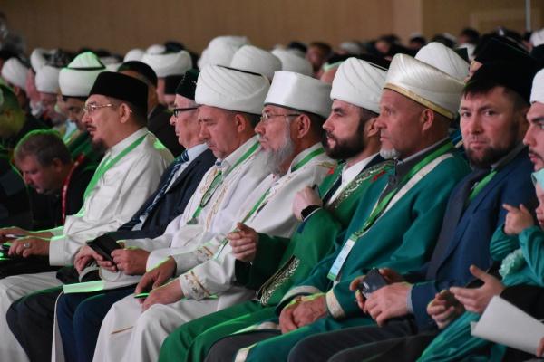 Форума татарских религиозных деятелей «Национальная самобытность и религия»