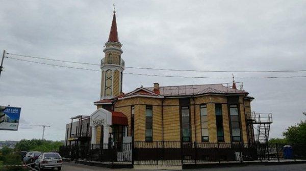 Новая мечеть прошла все необходимые проверки.