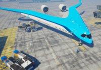 В Голландии создали экологичный самолет (ВИДЕО)