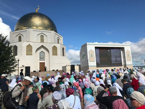 Изге Болгар жыены проходит сегодня в Татарстане