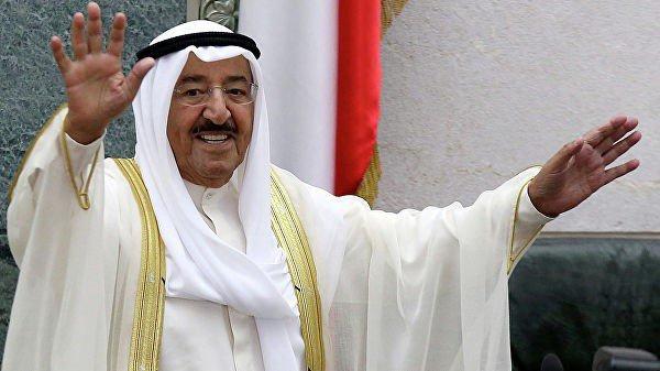 Эмир Кувейта отмечает 90-летие.
