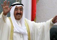 Эмир Кувейта пригласил Путина посетить страну