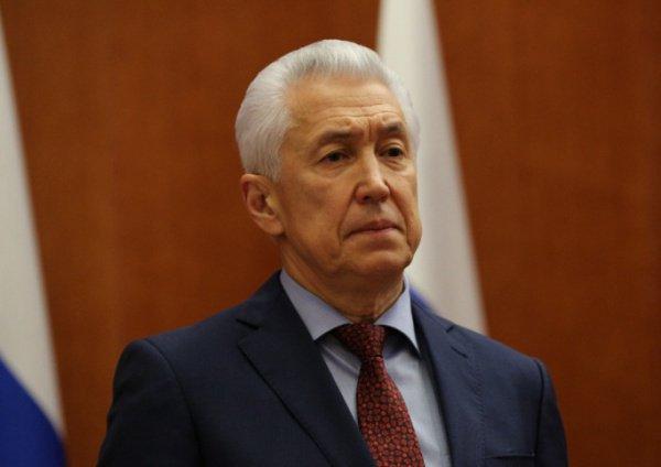 На посту главы Дагестана Васильев находится с начала октября 2017 года.