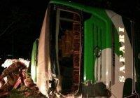 В Индонезии в массовом ДТП погибли 12 человек