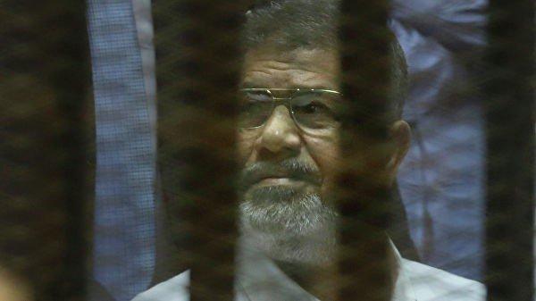 Мухаммед Мурси был президентом Египта всего год.