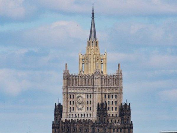 Российский МИД прокомментировал удар боевиков по госпиталю.