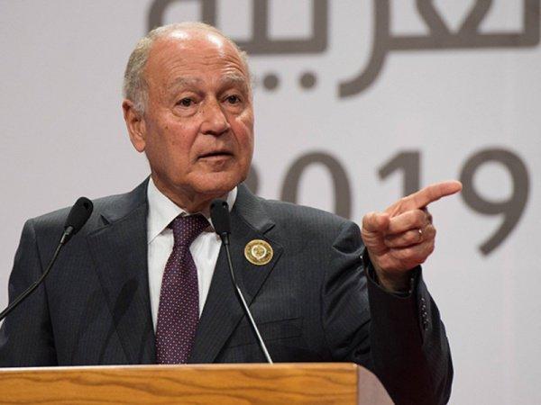 Ахмед Абу аль-Гейт.