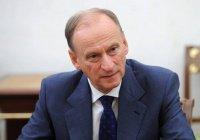 Патрушев и глава разведки ОАЭ обсудили ближневосточное урегулирование