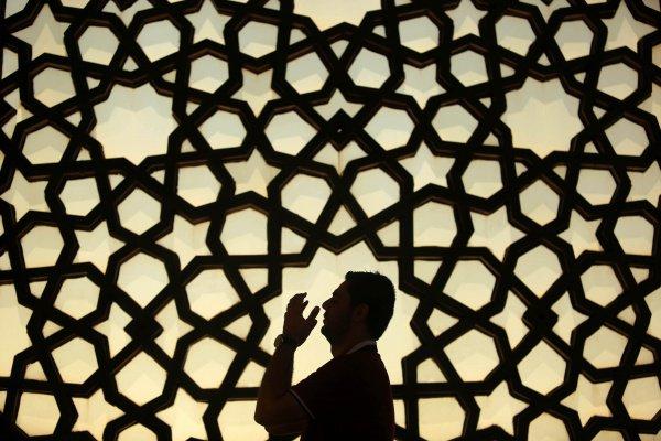 Дуа от бессоницы (Фото: Ashraf Amra/ТАСС)
