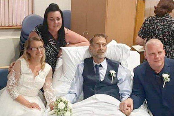 Спустя несколько часов после свадьбы мужчина умер