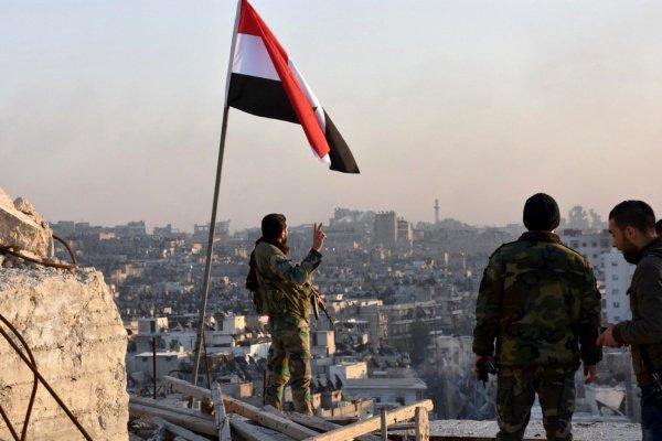 ИГИЛ потерпело поражение в Сирии и Ираке.