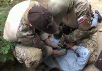 ФСБ опубликовала видео задержания подозреваемых в финансировании ИГИЛ