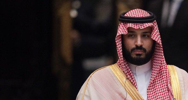 Принц Мухаммед подозревается в причастности к убийству Джамаля Хашукджи.