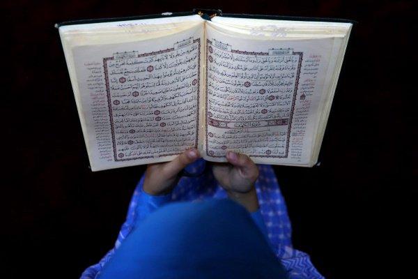 Как правильно читать Коран (Ashraf Amra/ТАСС)