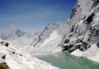 Ледники в Гималаях начали таять в 2 раза быстрее