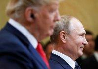 Госдеп: Трамп и Путин обсудят ДРСМД