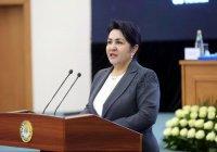 Женщина впервые возглавила сенат Узбекистана