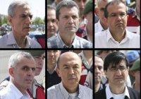 Лидеры попытки госпереворота в Турции получили по 140 пожизненных сроков